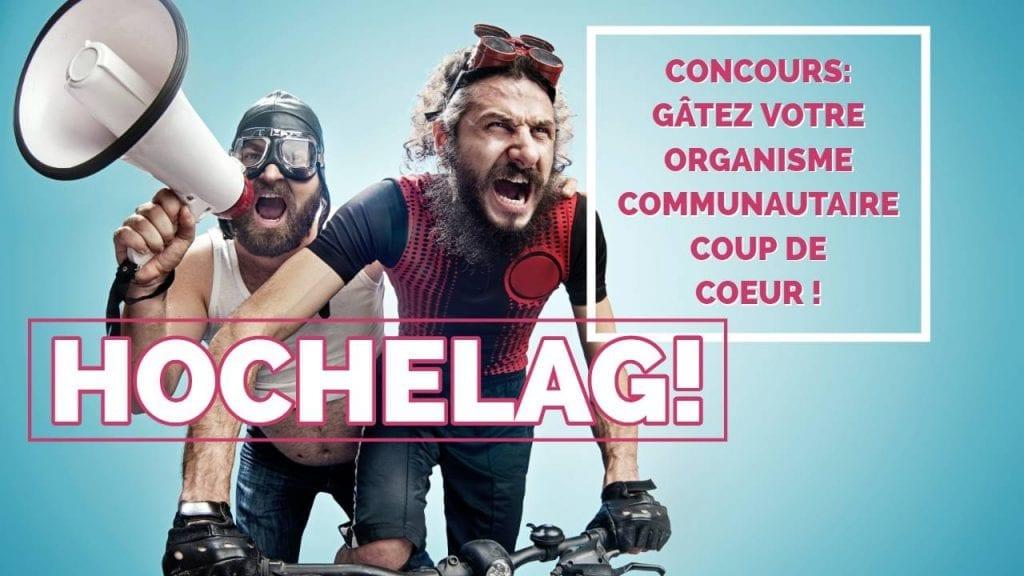 Le Concepteur Web Concours Organismes Communautaires Hochelaga-Maisonneuve